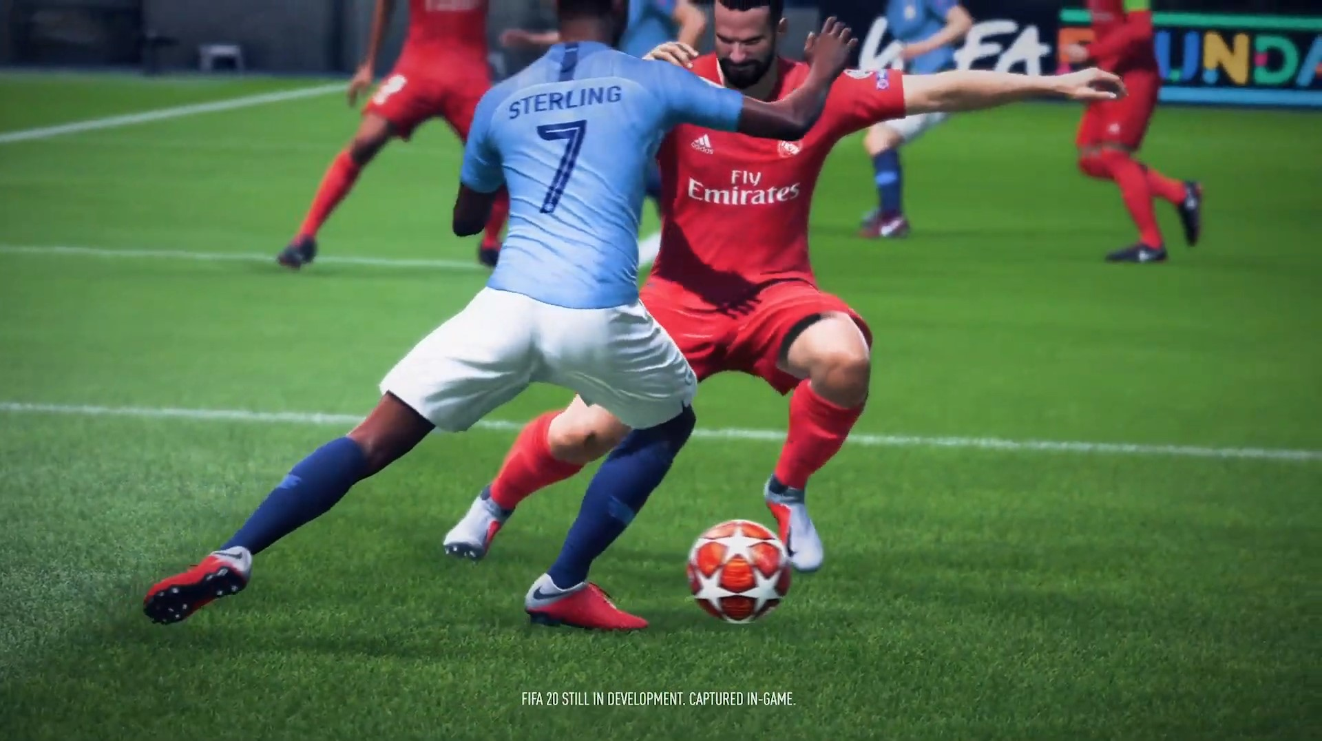 Gameplay-features in FIFA 20