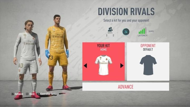 FIFA 20 Ultimate Team Update 1.17